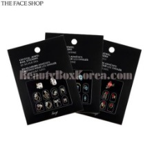 THE FACE SHOP Crystal Jewel Nail Stickers 1ea