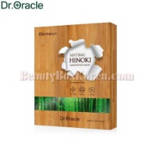 DR.ORACLE Dermasys Antibac Hinoki Greentox Mask 25ml*5ea
