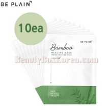 BE PLAIN Bamboo Healing Mask 27g*10ea