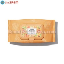 THE SAEM Garden Pleasure Calendula Cleansing Tissue 100ea