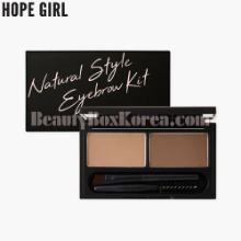 HOPE GIRL Natural Style Eyebrow Kit 4.8g