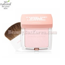 SO NATURAL Powder4room Tone Up Pink Lighting SFP15 PA+ 11g