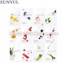 EUNYUL Daily Care Sheet Mask Pack 22ml*50ea