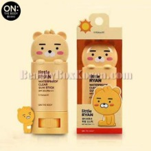ON THE BODY Little Ryan Waterproof Clear Sun Stick SPF50+ PA++++ 14.5g [ON THE BODY X LITTLE FRIENDS]