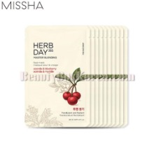 THE FACE SHOP Herb Day 365 Master Blending Mask 23ml*10ea