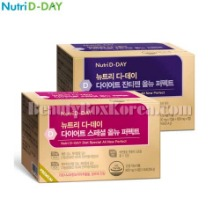 NUTRI D - DAY Diet All New Perfect 1Box