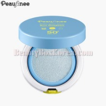 PEAUFINEE Calm-down Clear Sun Cushion SPF50+ PA+++  12g