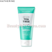 HATHERINE Deep Clean Tea Tree Peel Off Pack 170g