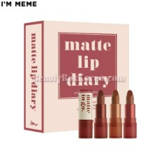 I'M MEME I'm Matte Lip Diary 3items [Limited]