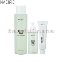 NACIFIC Fresh Cica Plus Clear Set 3items