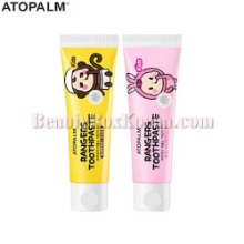 ATOPALM Rangers Kids Toothpaste Set 2items