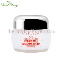 LABELYOUNG Shocking Vitamin Milk Whitening Cream 55g
