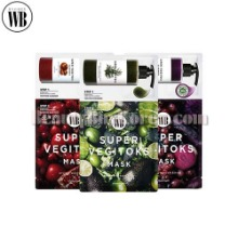 BYVIBES WONDER BATH Super Vegitoks Mask 3ml+25ml*6ea
