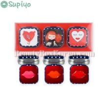 SUPIYO Tongtong Palgantong Kiss Lip Balm Set 3items