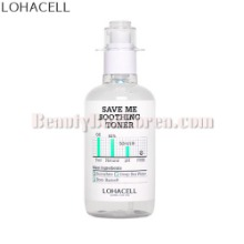 LOHACELL Save Me Soothing Toner 150ml