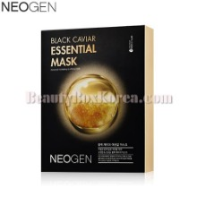 NEOGEN Dermalogy Black Caviar Essential Mask 25ml*10ea