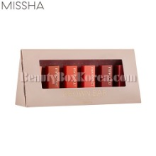 MISSHA My Pocket Mood N More Lipstick Kit 1.2g*6ea [Online Excl.]