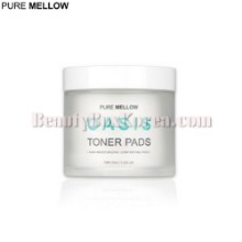 PURE MELLOW Oasis Toner Pads 70ea 155ml