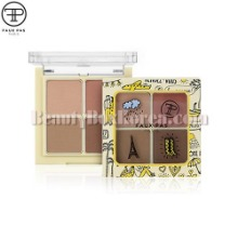 FAUX PAS PARIS Mode Shadow Palette 6.5g