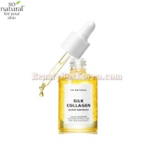 SO NATURAL Silk Collagen Glow Ampoule 30ml
