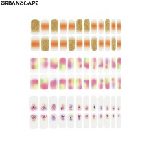 URBANSCAPE Premium Gel Nail Sticker Gradation Line 1ea