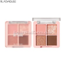 BLACK ROUGE Crystal Heart Lock Shadow 4.5g