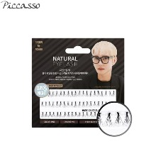 PICCASSO Natural Eyelash 1ea