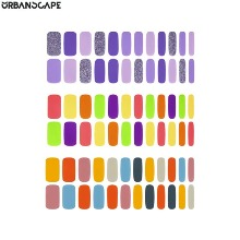 URBANSCAPE Premium Gel Nail Sticker Color Line - Palette 1ea