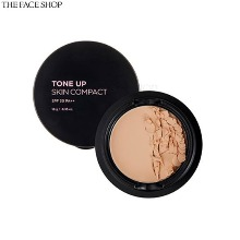 THE FACE SHOP Fmgt Tone Up Skin Compact SPF30 PA++ Refill 10g