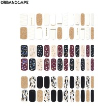 URBANSCAPE Premium Gel Nail Sticker 1ea [URBANSCAPE X SHADE SEOUL Limited Edition]