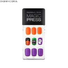 DASHING DIVA Magic Press 1ea [Halloween Collection]