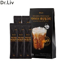 DR.LIV Black Sugar MilkTea Stick 2Box
