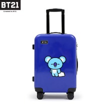 "BT21 Luggage Basic 24"" 1ea [BT21 x MONOPOLY]"
