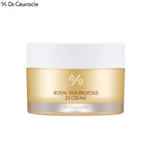 DR.CEURACLE Royal Vita Propolis 33 Cream 50g