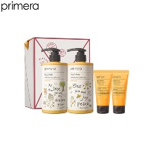 PRIMERA Mango Butter Comforting Body Set 4items [2019 Limited Edition]