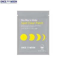 ONCE IN A MOON No More Hide Spot Clear Patch 9ea