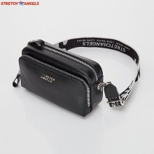 STRETCH ANGELS Panini Metal Logo Solid Bag 1ea,Beauty Box Korea