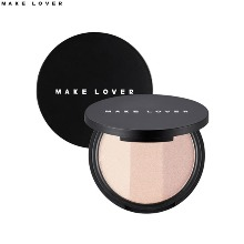 MAKE LOVER Triple Bronzing Highlighter 10g