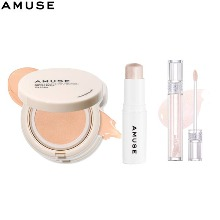 AMUSE See Through Glow Set 3 items