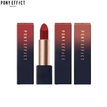 PONY EFFECT Powdery Whisper Lipstick 3.5g