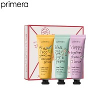 PRIMERA Mango Butter Comforting Hand Cream Set 3items [2019 Limited Edition]