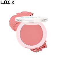 LOCK COLOR Unicorn Glow Blusher 5g
