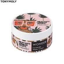 TONYMOLY BOUFFANTS Wonder Ceramide Water Cream 300ml [TONYMOLY X BOUFFANTS & BROKEN HEARTS]