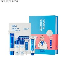 THE FACE SHOP Dr.Belmeur Advanced Cica Recovery Cream Full Package 6items