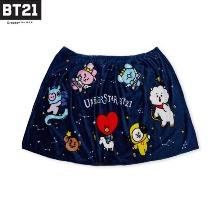 BT21 Skirt Blanket 1ea