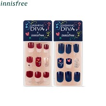 INNISFREE DASHING DIVA Magic Press 1set [2019 Green Holiday Edition]