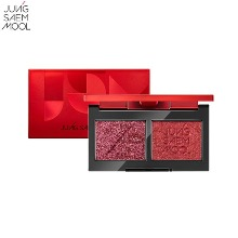 JUNGSAEMMOOL Refining Eyeshadow Double 4.5g [Red Limited Edition],Beauty Box Korea