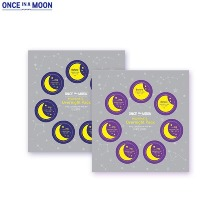 ONCE IN A MOON Moon Mate Overnight Pack 5g*7ea