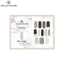JELLATELIER Shining Gel Nail Sticker 1ea [F/W]
