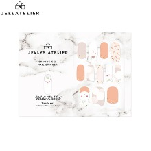 JELLATELIER Shining Gel Nail Sticker 1ea